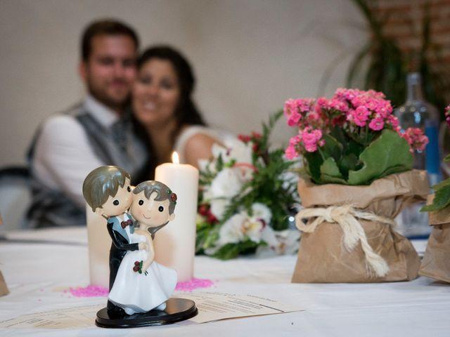 La boda de David y Sandra en Illescas, Toledo 40