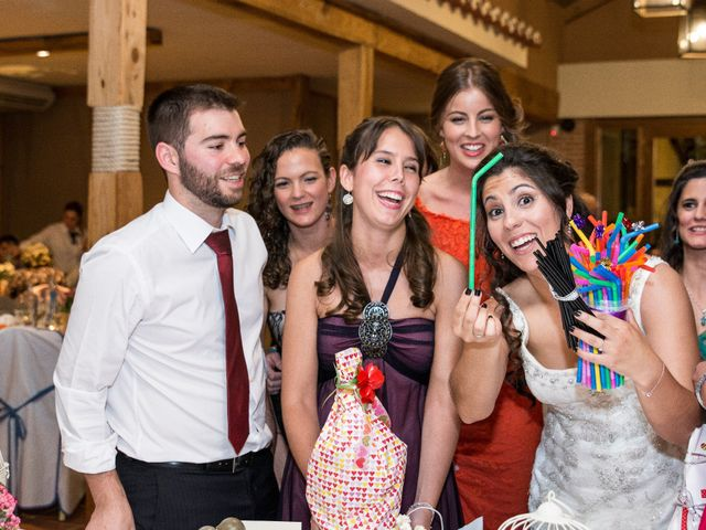La boda de David y Sandra en Illescas, Toledo 41