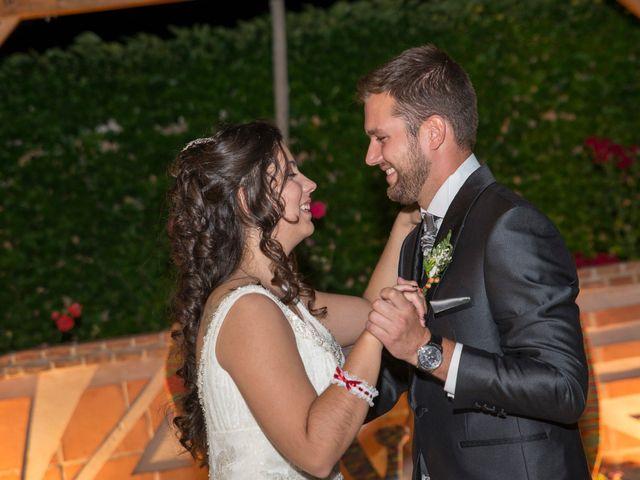 La boda de David y Sandra en Illescas, Toledo 42