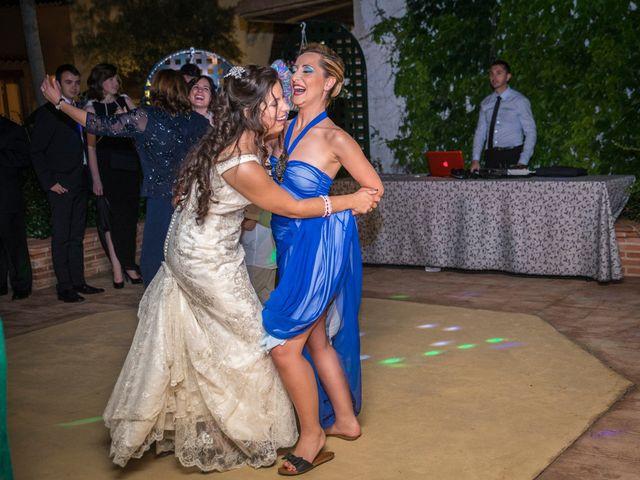 La boda de David y Sandra en Illescas, Toledo 43