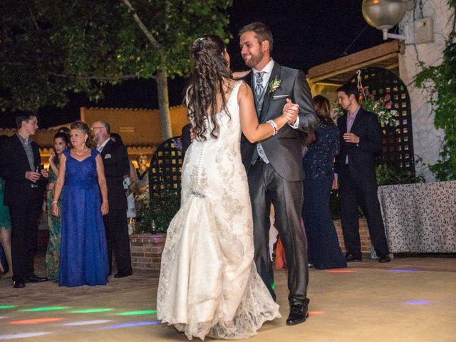 La boda de David y Sandra en Illescas, Toledo 44