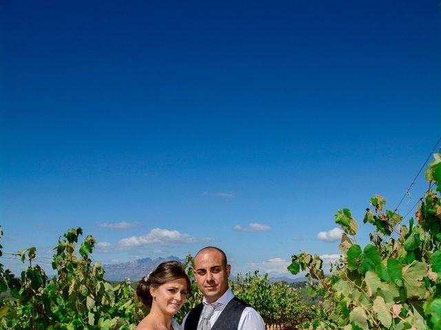 La boda de Enrique y Pilar en Castellvi De Rosanes, Barcelona 6