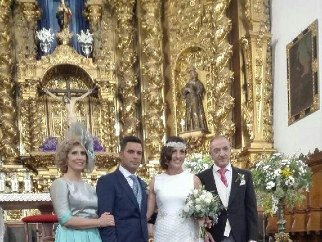 La boda de Santi y Gema en Córdoba, Córdoba 1