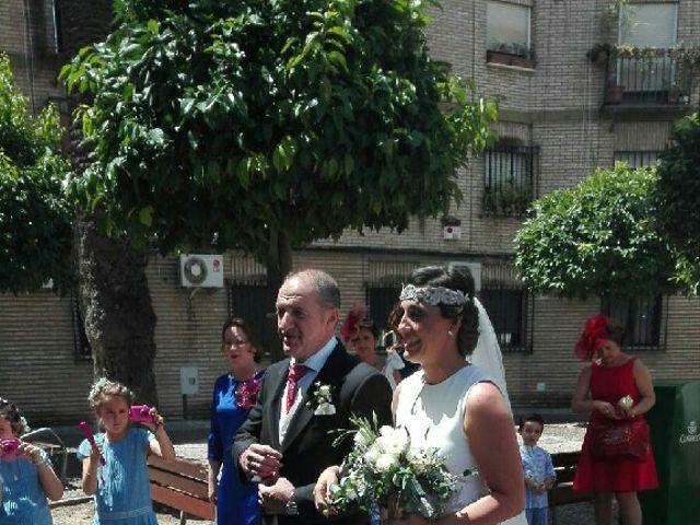 La boda de Santi y Gema en Córdoba, Córdoba 5