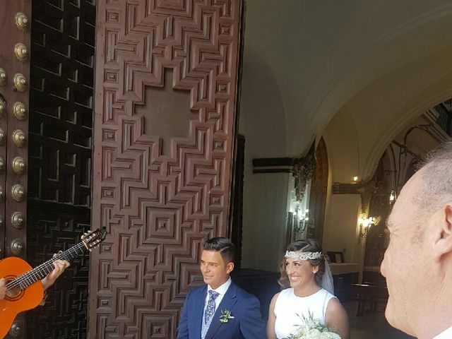 La boda de Santi y Gema en Córdoba, Córdoba 12