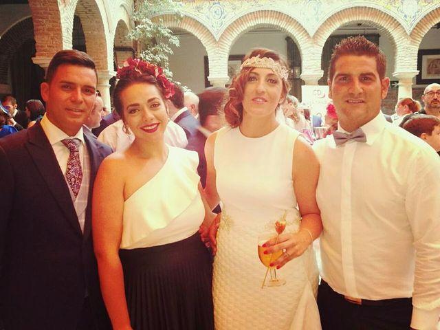 La boda de Santi y Gema en Córdoba, Córdoba 21
