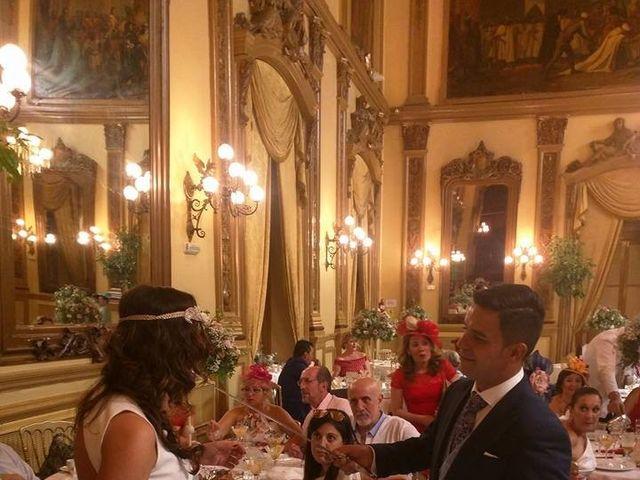 La boda de Santi y Gema en Córdoba, Córdoba 28