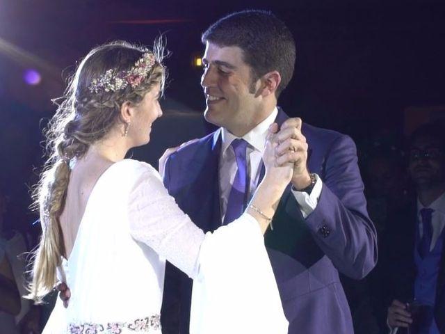 La boda de Lourdes y Juan