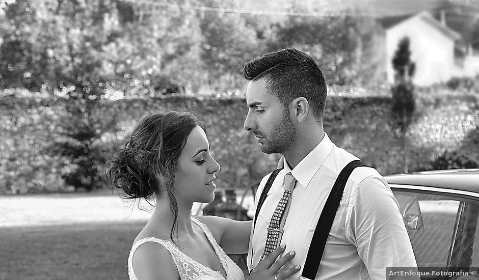 La boda de Alfonso y Lara en Las Fraguas, Cantabria