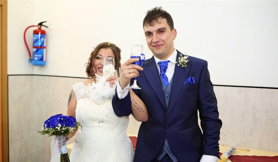 La boda de David  y Bea  en Arganda Del Rey, Madrid