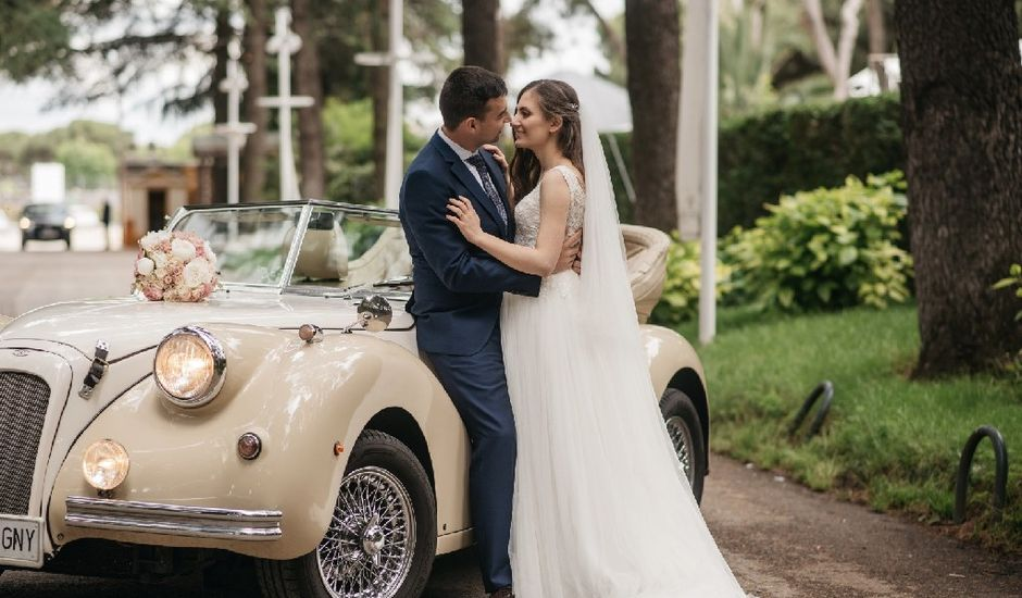 La boda de Evelina  y Gabriel  en Madrid, Madrid