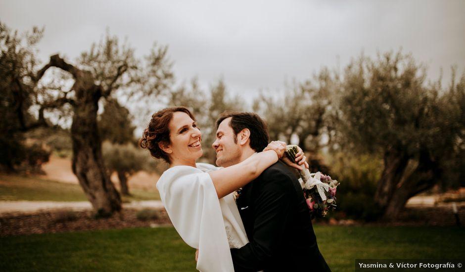 La boda de Pere y Elisa en Horta De Sant Joan, Tarragona