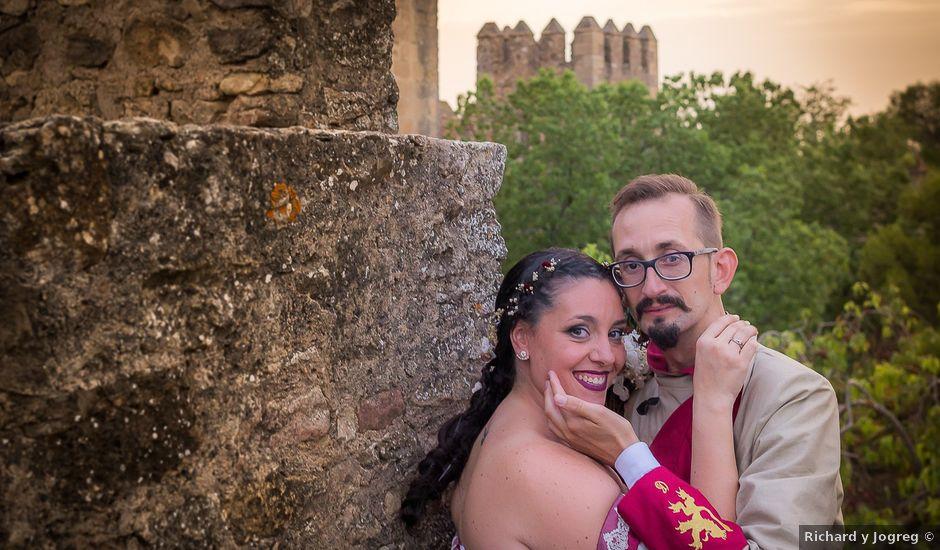 La boda de Paco y Marta en El Coronil, Sevilla