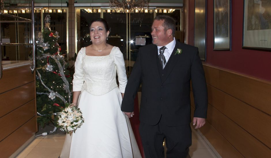 La boda de Toñi y Marce en Albacete, Albacete