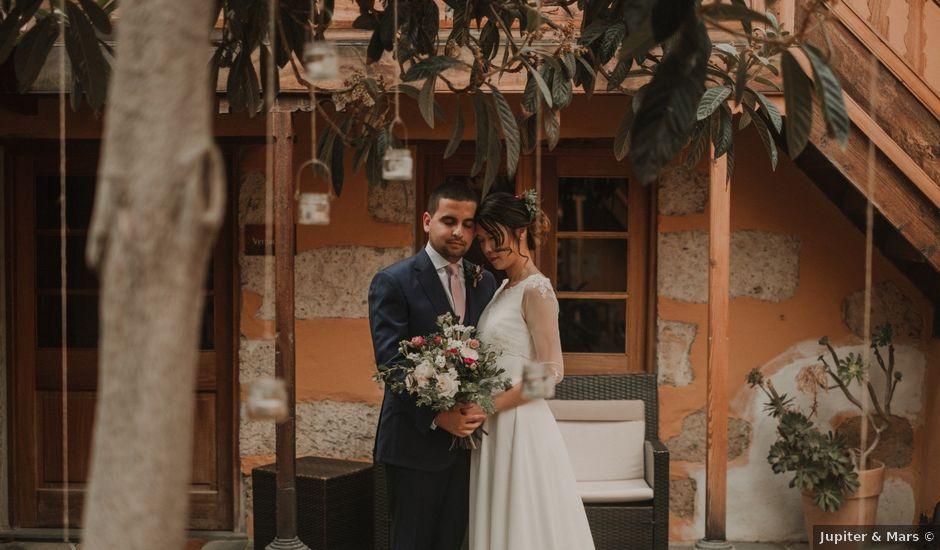 La boda de Borja y Lory en Las Palmas De Gran Canaria, Las Palmas