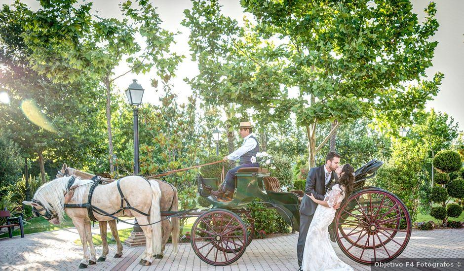 La boda de David y Sandra en Illescas, Toledo