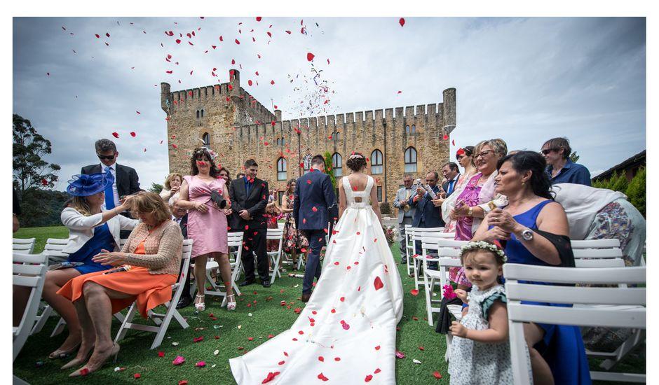 La boda de Sergio y Patricia en San Cucao, Asturias