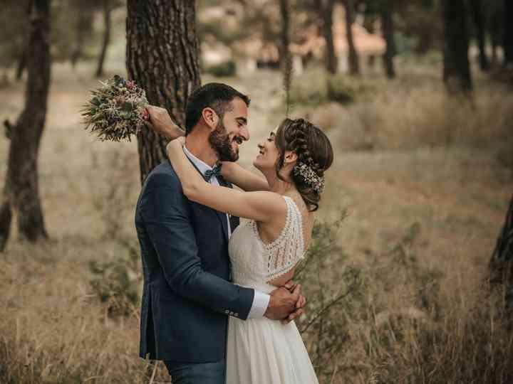 La boda de Marta y Juanón