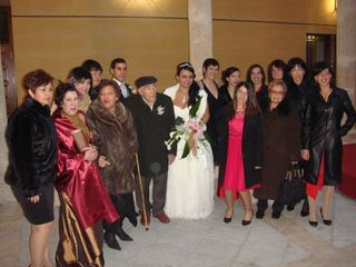 La boda de Esteban y danyele