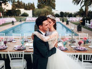 La boda de Hermi y Fermin
