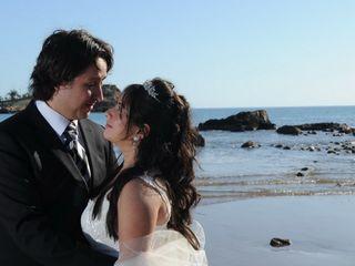 La boda de Aurora y Eduardo