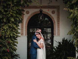 La boda de Marta y Mike