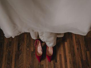 La boda de Inés y Víctor 1