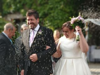 La boda de Amparo y Raúl 1