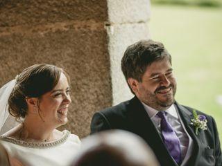 La boda de Amparo y Raúl