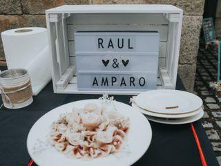 La boda de Amparo y Raúl 3