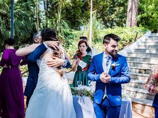La boda de Elizabeth  y Antonio  1