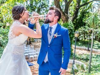 La boda de Elizabeth  y Antonio  2