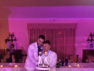 La boda de Miguel  y Jhonatan 1