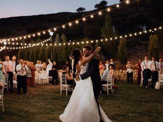 La boda de Marina  y Rubén