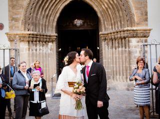 La boda de Rocío y Javier