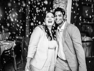 La boda de Milica y Fernando