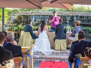 La boda de Alexandra y Francisco 2