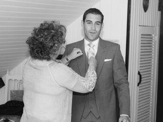 La boda de Uxía y Nando 1