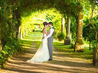 La boda de Uxía y Nando