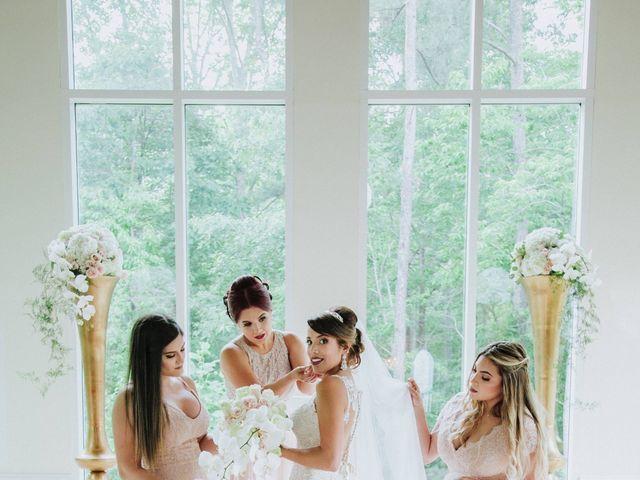 La boda de Paoly y Orlando