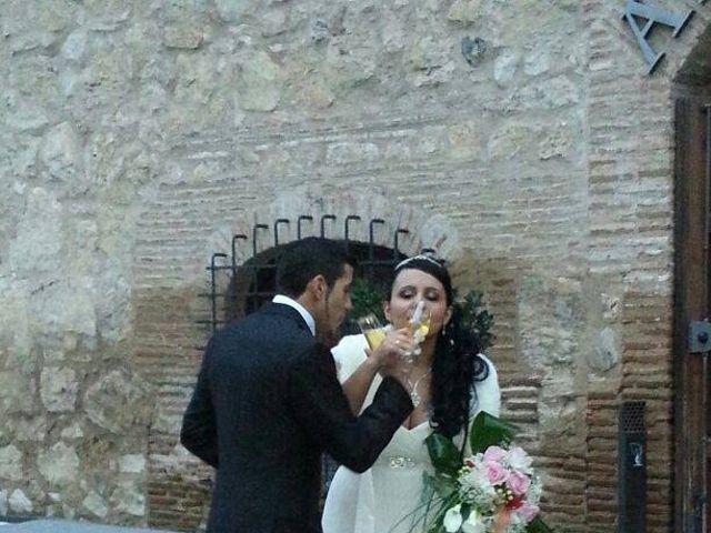 La boda de danyele y Esteban en Torrijos, Toledo 3