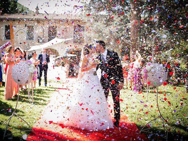 La boda de Carmen y Carlos