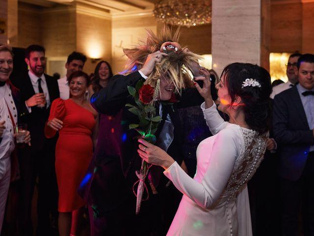 La boda de Nuria y Alberto
