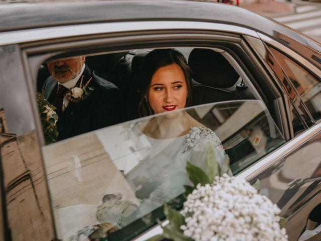 La boda de Víctor y Inés en Muro De Alcoy, Alicante 16