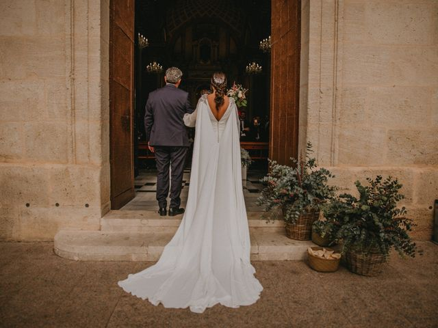 La boda de Víctor y Inés en Muro De Alcoy, Alicante 17