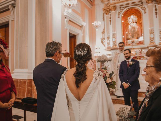La boda de Víctor y Inés en Muro De Alcoy, Alicante 18