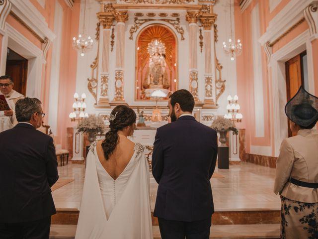 La boda de Víctor y Inés en Muro De Alcoy, Alicante 19