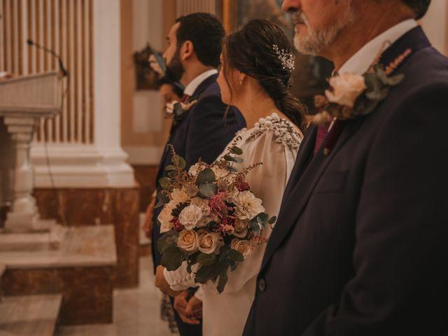 La boda de Víctor y Inés en Muro De Alcoy, Alicante 21