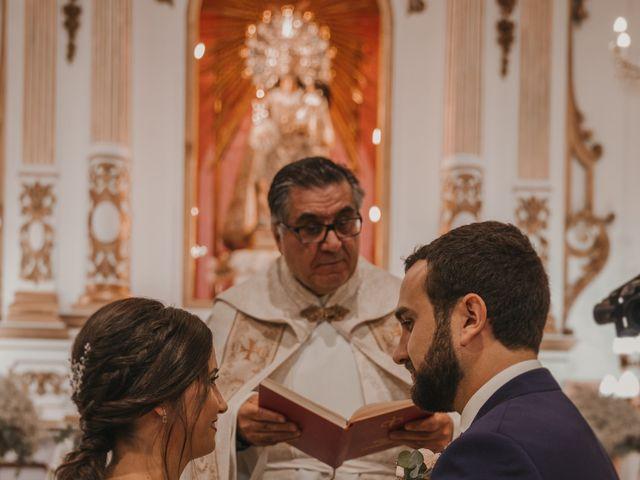 La boda de Víctor y Inés en Muro De Alcoy, Alicante 25