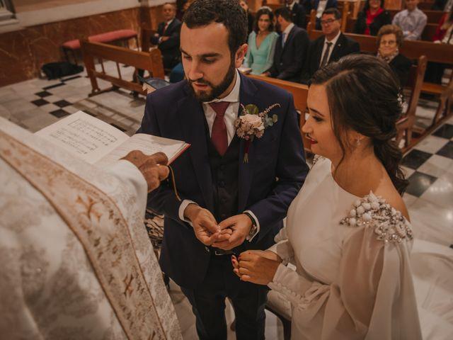 La boda de Víctor y Inés en Muro De Alcoy, Alicante 26